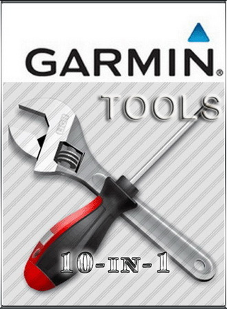 Garmin TOOLS 10-in-1 (2010/Multi)