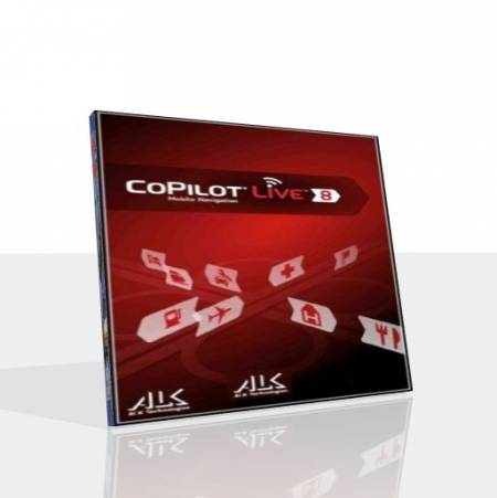 CoPilot 8.2.0.368 [Map All World/Russia/Ukraine] (2010/MULTI/RUS) - Android