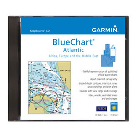 GARMIN BlueChart Atlantic 9