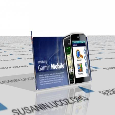 Карты Garmin Mobile (Europe / Africa / Asia / America) Unlocked (2010) КПК