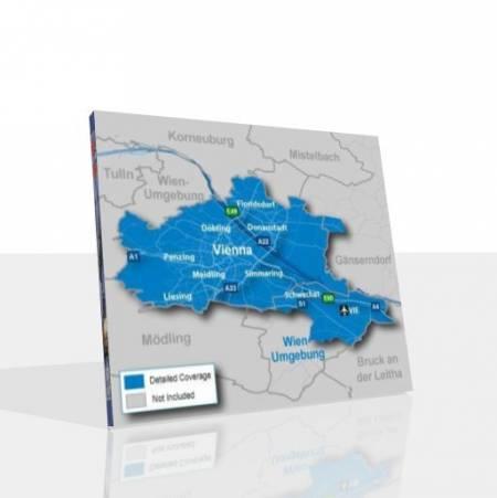Пешеходная карта Вены(CityXplorer Wien 2011.20) - UNLOCKED