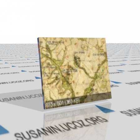 План Генерального Межевания Владимирской губернии