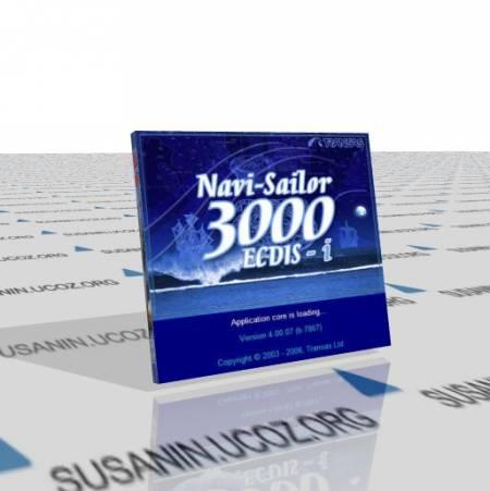 Navi Sailor 3000 ECDIS - I v.4.00.07 + NS 4000 ECS 1.11.005 + WF 43, 44 + корректура за 01.02.2010 NS 3000 ECDIS-i 4.00.07, b.7867, NS 4000