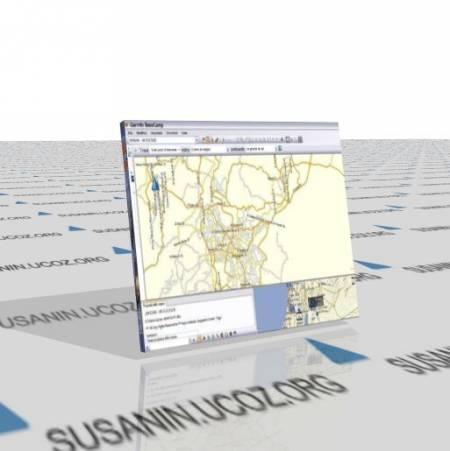 Новые карты Иордании 10.2010 для Гармин
