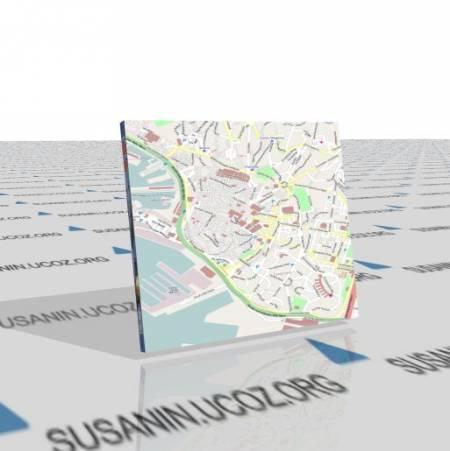 Карта Турции [04.2011, MULTILANG -RUS]