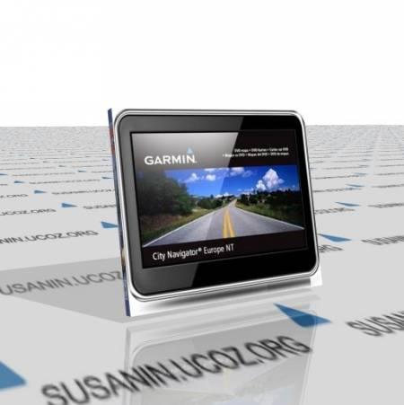 City Navigator Europe NT 2012.10 раздельно по странам. Английская версия