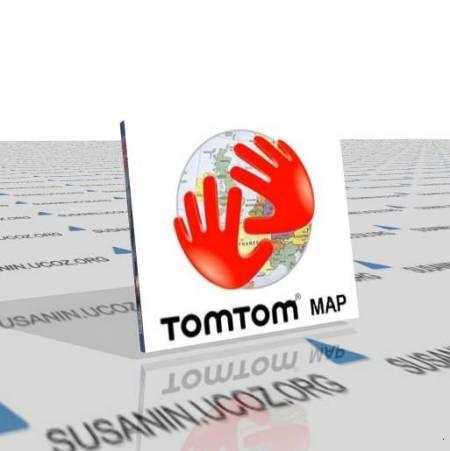 Tomtom: Western Europe 1GB 865.3259 (03/2011) Английская версия