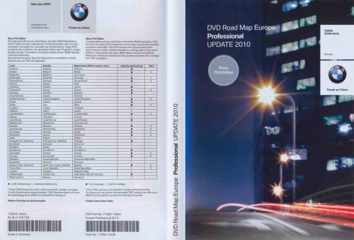 Bmw Dvd Road